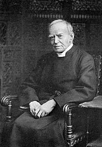 Portrait photograph of Richard Meux Benson