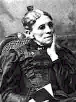 Photograph of Fanny Crosby