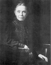 Portrait photograph of Julia Chester Emery