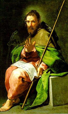 James the son of Zebedee